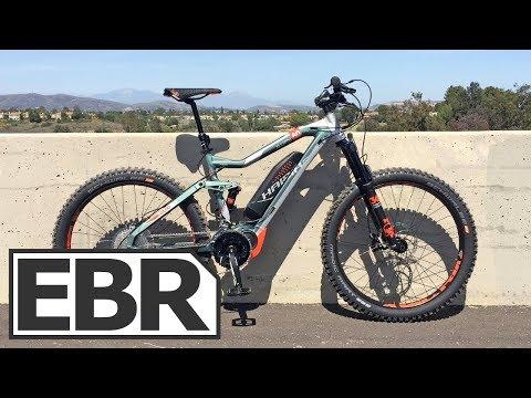 Haibike XDURO AllMtn 8.0 Video Review - $5k Yamaha PW-X Enduro Electric bike