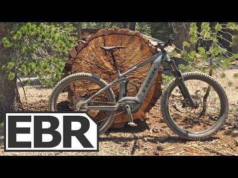 Trek Powerfly 7 LT Video Review - $5.5k Advanced All-Mountain Electric Bike