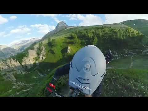 Lmx bikes val d'Isère