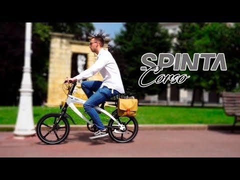 Tu aliada para la ciudad: Spinta Corso
