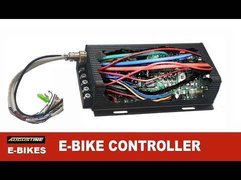 What's inside your Ebike's Controller?