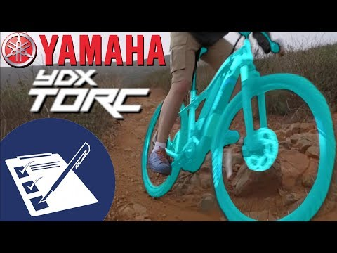 Yamaha YDX-Torc Electric Bike Review | Yamaha's New high Torque YDX Torc
