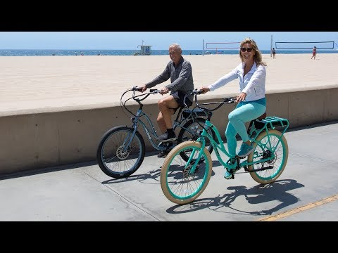 Love Stories | Denise Austin | Pedego Electric Bikes
