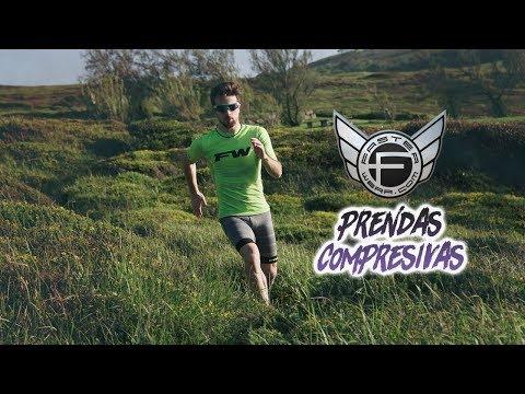 Prendas compresivas Press Compression de Faster Wear