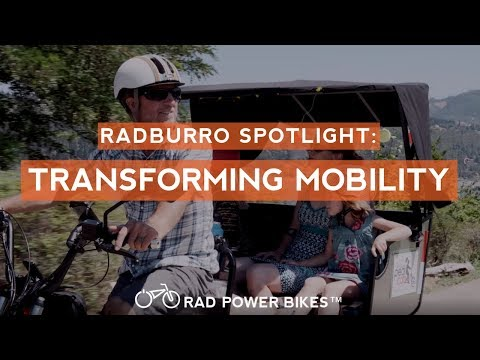 RadBurro Spotlight: Transforming Mobility