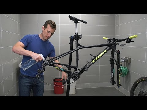 How To: Wash Your Bike