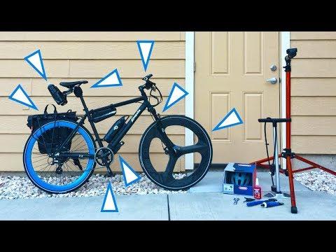 Best Electric Bike Accessories, Custom Ebike Project!