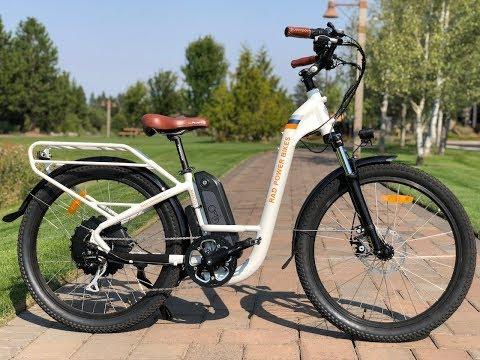 Rad Power Bikes RadCity Electric Bike Review | Electric Bike Report
