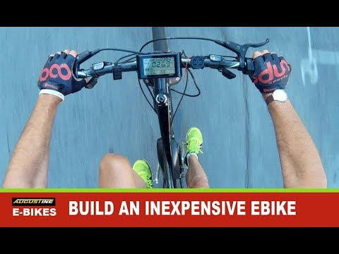 EBIKE TIPS Build an Inexpensive Ebike!