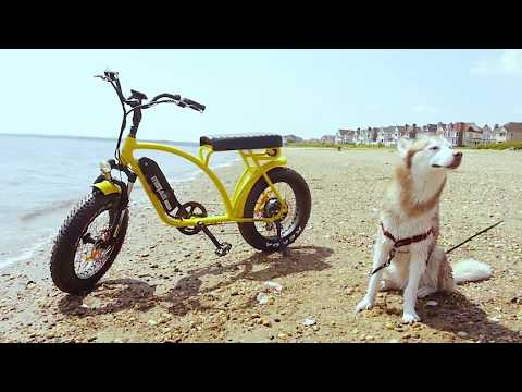 Addmotor Electric Bicycle for All Terrain