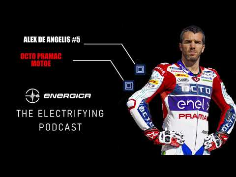 The Electrifying Podcast vol 9 – with Alex De Angelis