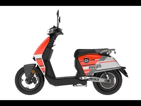 Unboxing & Build: Super Soco CUx 1300w Electric Moped