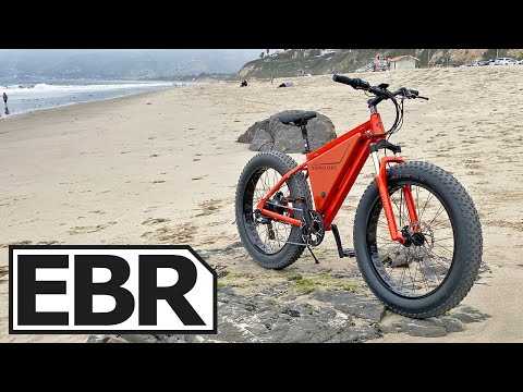 SONDORS XS Review – $1.7k Fun Fat Electric Bike