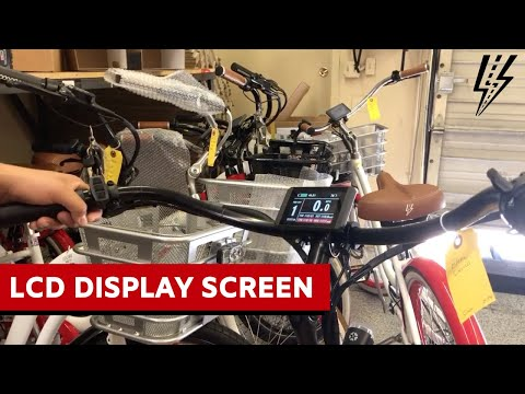 LCD Display Screen