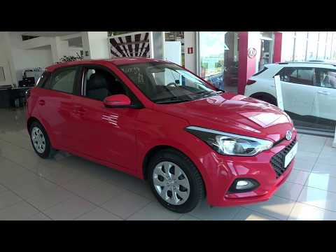 The 2020 HYUNDAI i20 FRESH  exterior interior walkaround