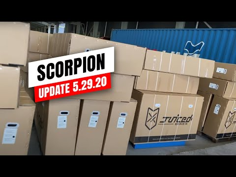 Juiced Scorpion Production Update – May 29, 2020