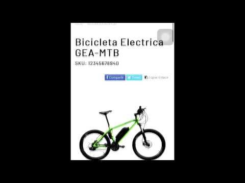 Bicicleta eléctrica- ¡Como solicitar tu financiamiento en vetelia.com!