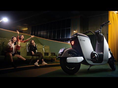 V7   Yadea electric city scooter,Li-ion battery,ebike,moped