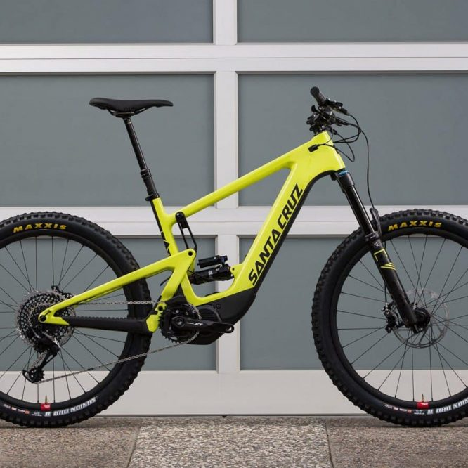 Santa Cruz Bicycles Enters the e-bike Market