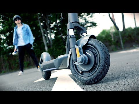 The Next BIG Commuter E-Scooter…   INMOTION L9 Review