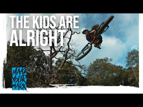 The Kids Are Alright – Make Your Mark | SHIMANO