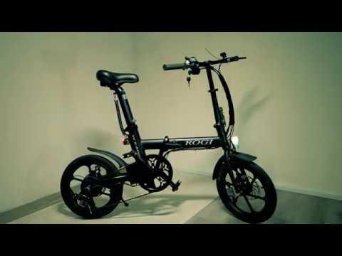 ROGI 16 EN15194 electric bicycle   MOBOT