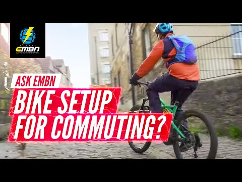 What Do I Need To Know For Commuting On My Electric Mountain Bike? | #AskEMBN Anything