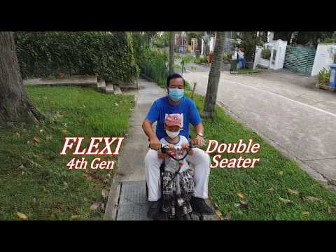 Flexi 4th gen Mobility Reviews by uncle Sam