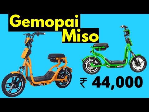 Gemopai Miso, Battery Swapping Station – EV News 101