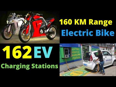 Charging Stations in India, KYMCO RevoNEX : EV News 103