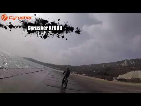 Cyrusher XF800 Test  Ride