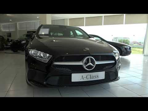 The 2020 Mercedes A160 1 3 interior exterior walkaround