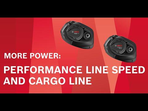 Bosch Cargo Line & Performance Line Speed with more Torque / Bosch CL & PL Speed mit mehr Drehmoment