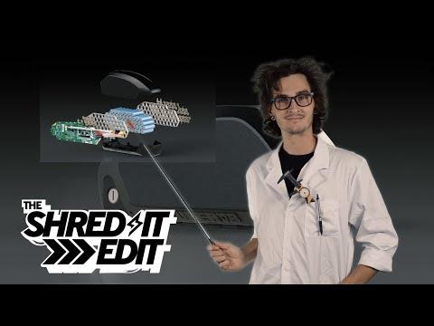 The Shred-It Edit: Wheelies, Heelys, and Office Update