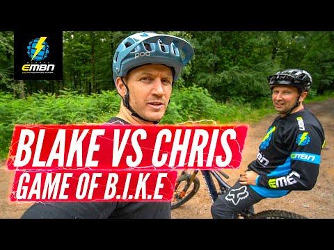 Blake Samson Vs Chris Smith | E Bike Game Of B.I.K.E
