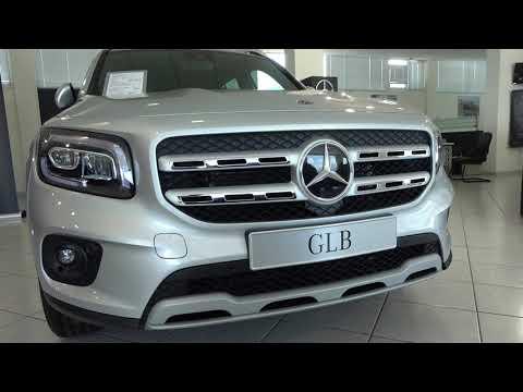 The 2020 Mercedes GLB200 1 3 interior exterior walkaround