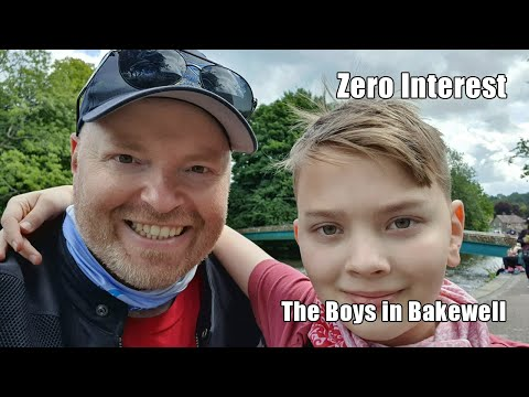 The Boys in Bakewell – Zero DSR Electric Motorcycle