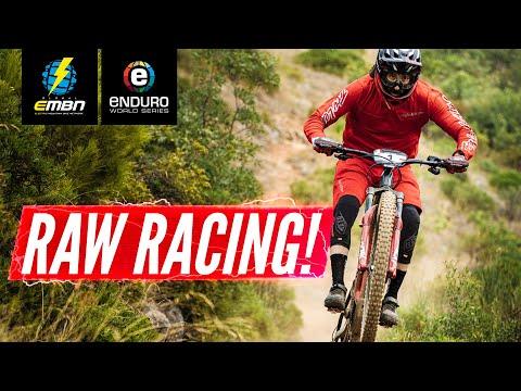 Raw Action As It Happened EWS-E | 2020 Enduro World Series | Pietra Ligure – Round 2