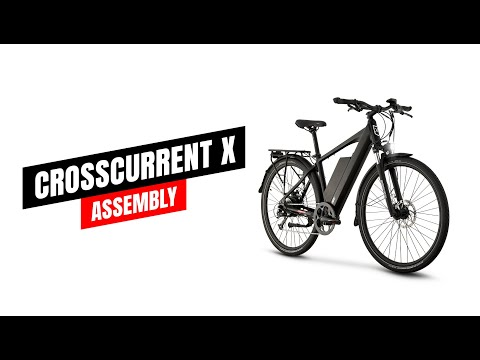 Juiced Bikes CrossCurrent X Assembly and Set-Up
