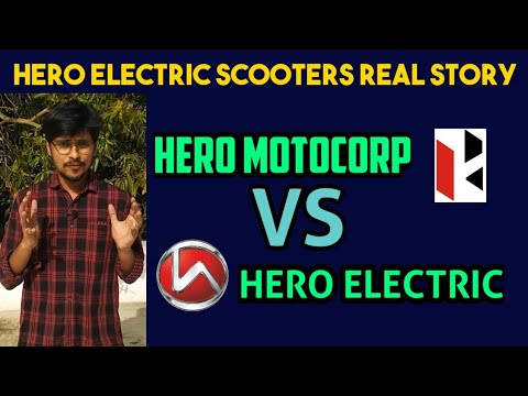 Hero Electric Scooter VS Hero Motocorp India – Real Story