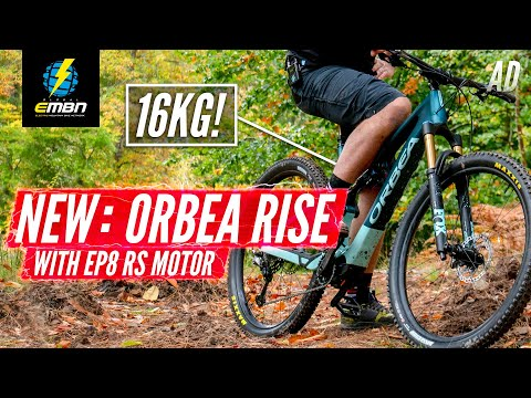 All New 2021 Orbea Rise – 16kg Lightweight Ebike! | EMBN'S First Look
