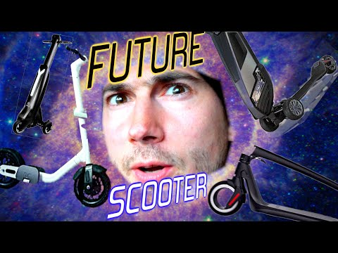 SCOOTERS FROM THE FUTURE!!! 🚀 New Electric Scooters 2020 / 2021