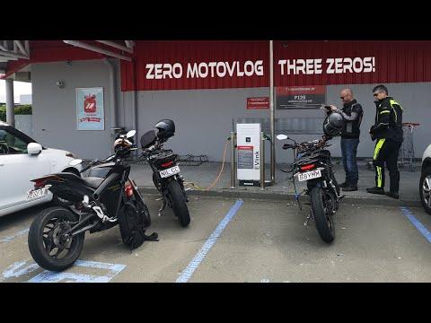Electric Motorcycles are the F̶u̶t̶u̶r̶e̶  Now
