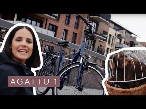 AGATTU 1 ► Das günstige City E-Bike mit dem besonderem Extra an Komfort von KALKHOFF