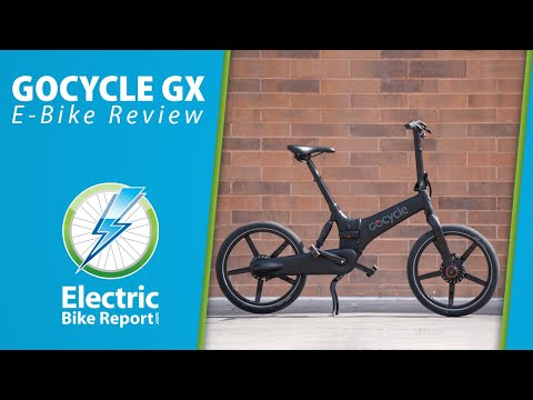 Gocycle GX | eBike Review (2020)