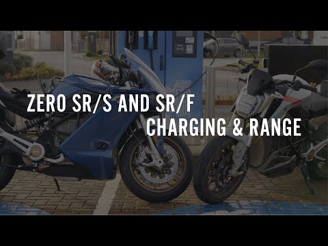 Zero SR/S & SR/F – Charging & Range: Trip to Skegness (UK)