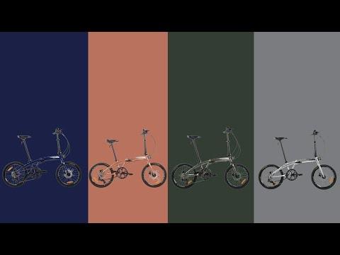 CAMP SPEEDO USA Folding Bicycle – For urban & leisure riders
