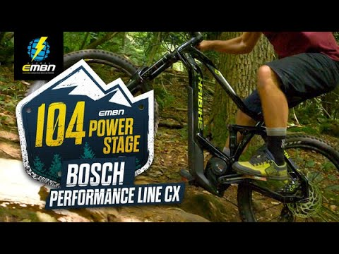How Fast Is The Bosch Performance Line CX Motor? | EMBN's 104 Hill Climb Challenge